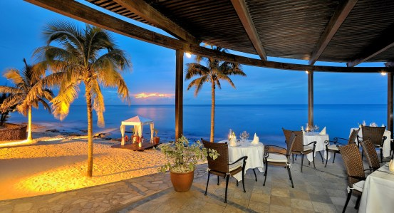 Mauritius food, Mauritius restaurants, Le Faya Mauritius