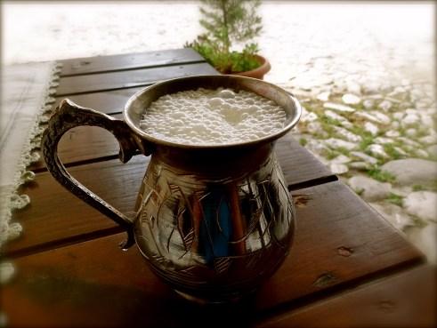 Ayran drink, Turkey Ayran