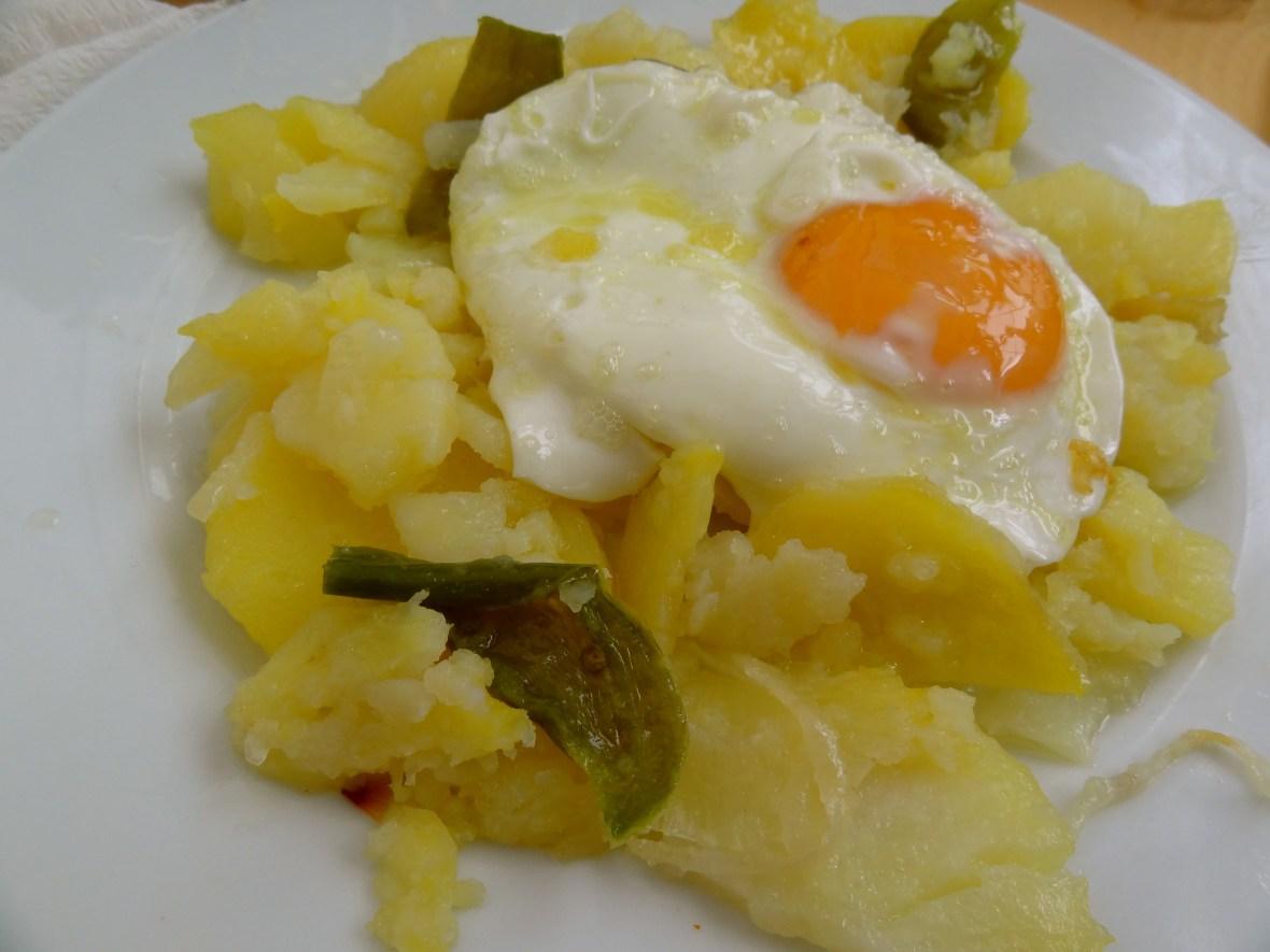 Spain vegetarian food, pictures of Spain food