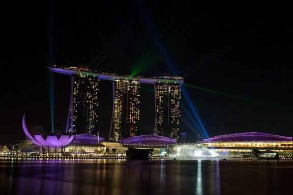 Marina Bay Sands photos, Marina Bay Sands gallery, Singapore free activities