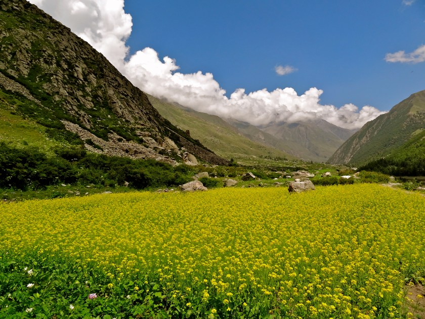Chitkul, Sangla, Kinnaur, Indian villages