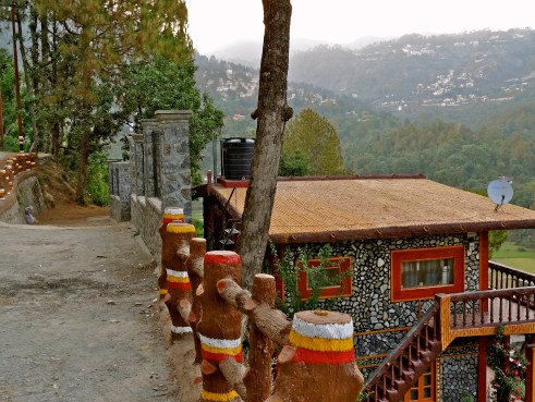 pictures of Indian homes, Indian homes, Bhimtal