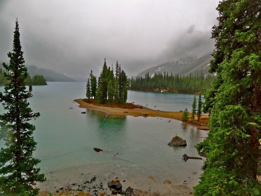Spirit island Jasper, Maligne lake Jasper, Maligne lake cruise