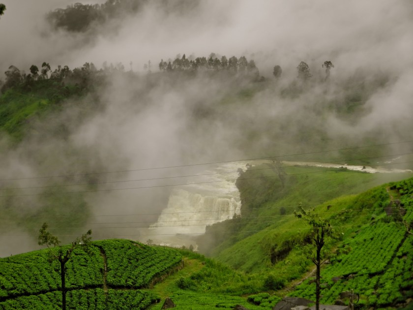 Sri Lanka waterfalls, Sri Lanka nature, Sri Lanka photos, train to Ella