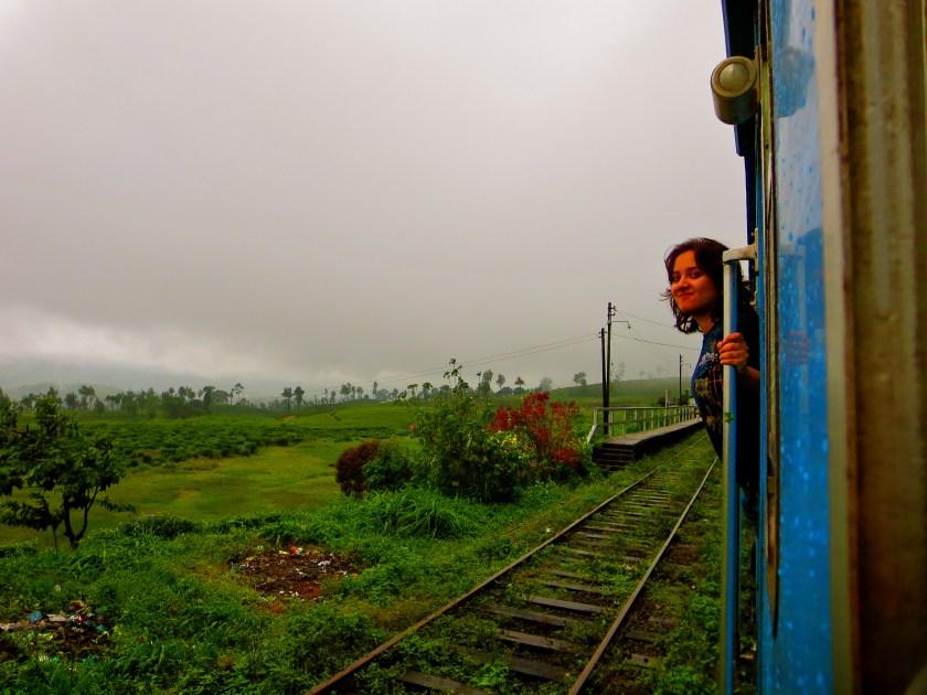 Sri Lanka train, Sri Lanka pictures, Sri Lanka nature, Kandy to Ella train