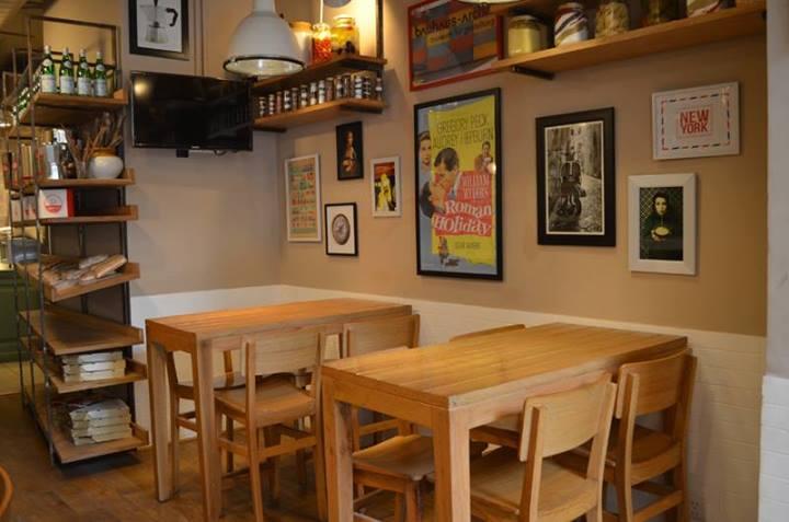 Amici Defence Colony, cafes in south Delhi, free wifi Delhi