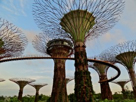 gardens by the bay, singapore attractions
