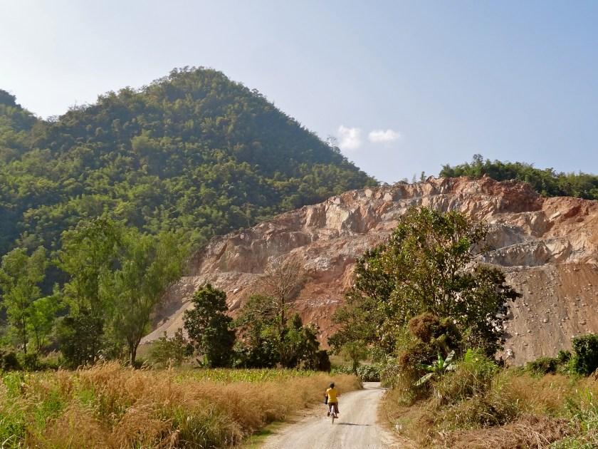 northern Thailand, Thailand countryside, Thailand mountain biking, Thailand blog