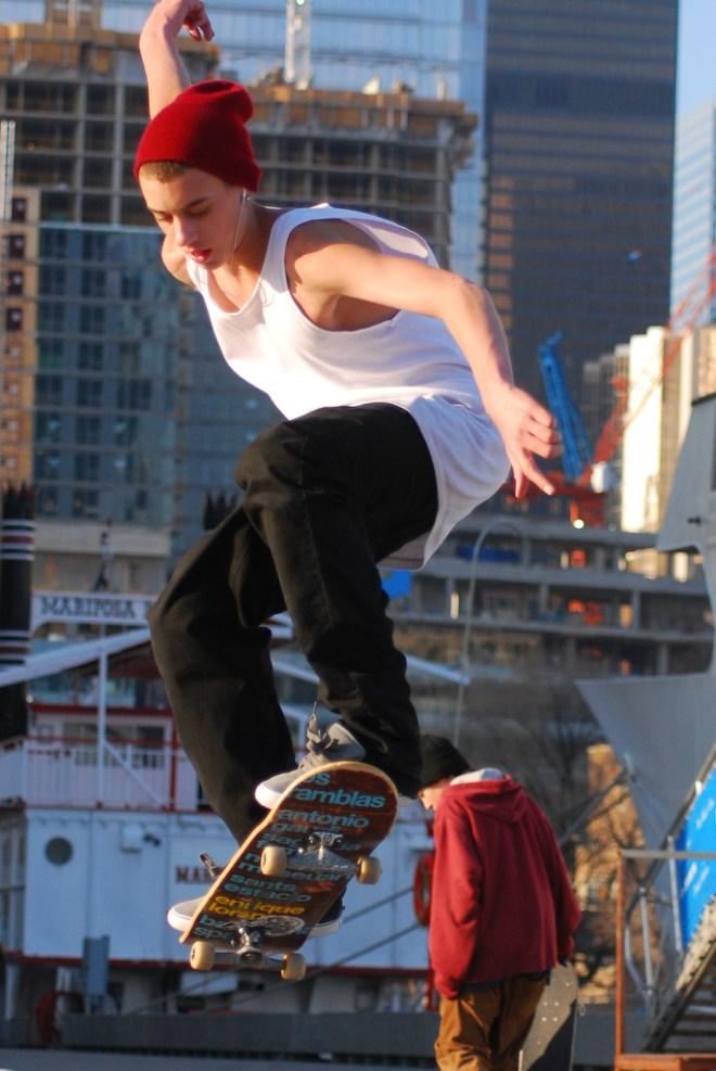 Skateboarding Toronto, fun things to do Toronto, free things to do toronto