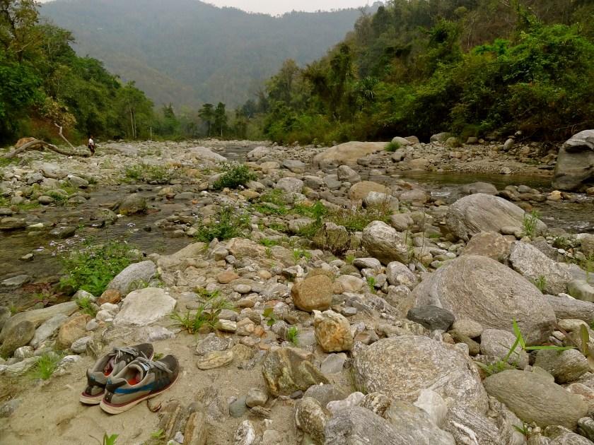 Darjeeling river, Darjeeling pictures, rangeet river