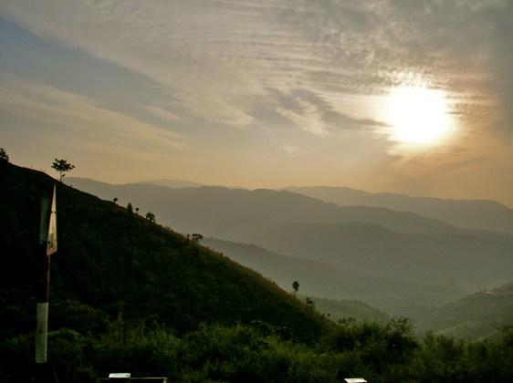 northwest Vietnam, Vietnam countryside