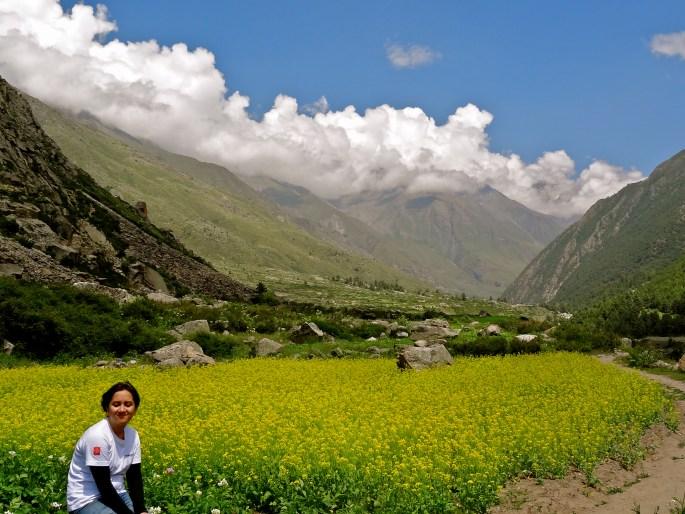 Chitkul, Sangla Valley, Kinnaur