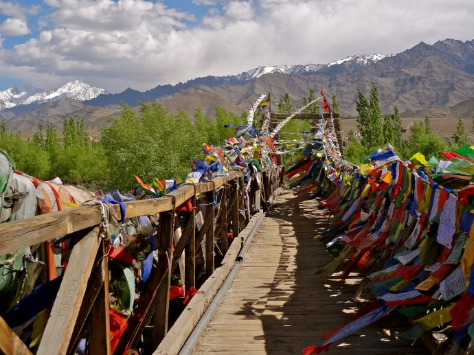Ladakh buddhism, Leh places to visit