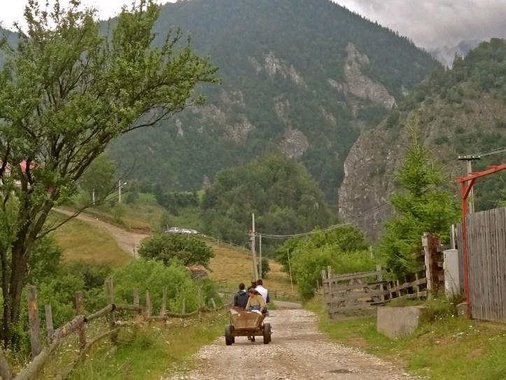 Romania countryside, Romania villages, Magura Romania