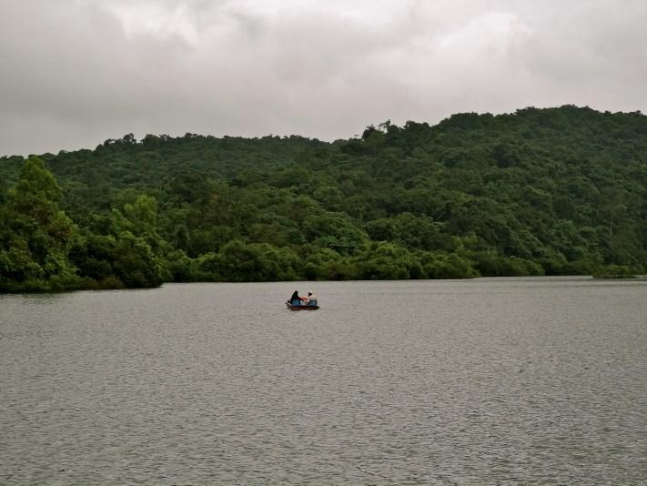 Mayem Lake Goa, offbeat Goa