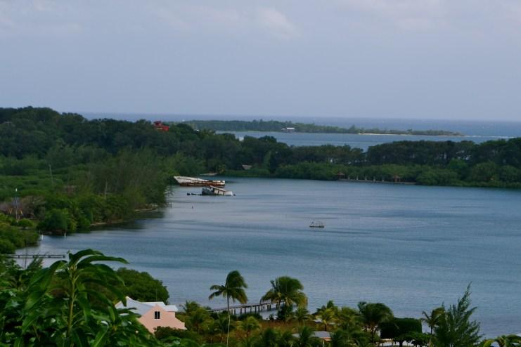 bay islands honduras, Guanaja island