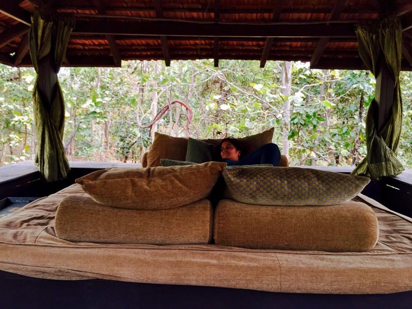 Baghvan, Taj Safaris, taj pench