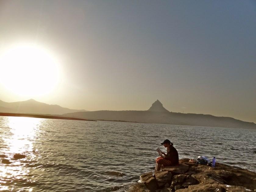 pawna lake maharashtra