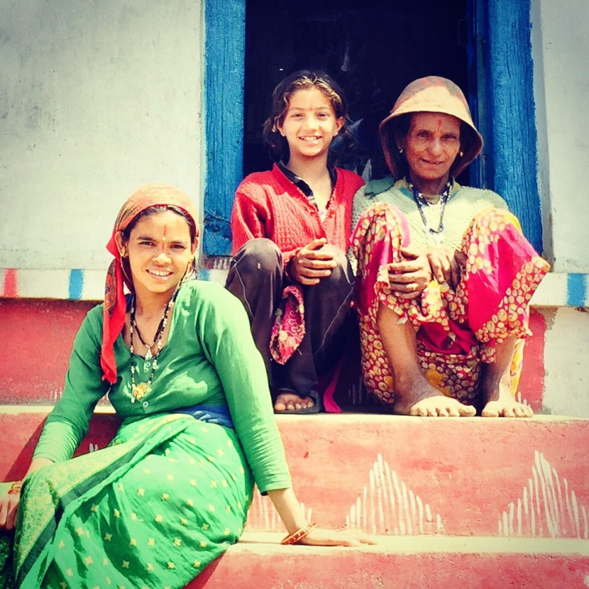 kumaon himalayas, uttarakhand villages, kumaoni people