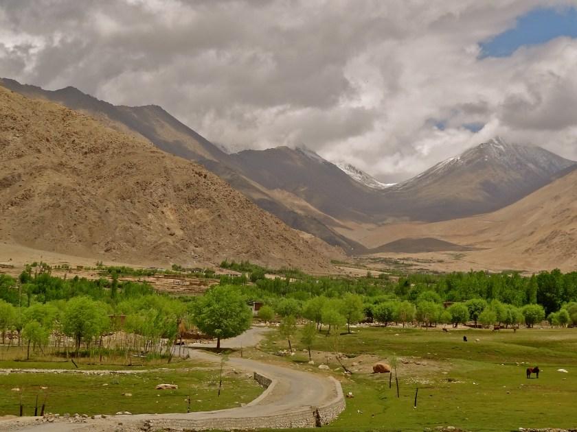 Ladakh villages, Ladakh blogs