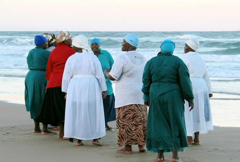 Durban outdoor prayer, what to do in durban, things to do in durban, offbeat durban