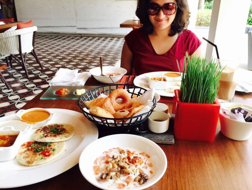 Alila diwa goa food, Goa where to stay