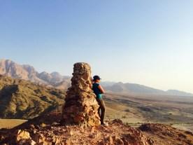 Dana biosphere reserve, Wadi finan