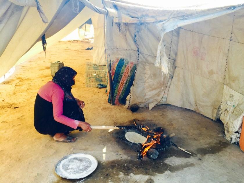 Bedouin people, Bedouin culture, Bedouin bread, Jordan culture