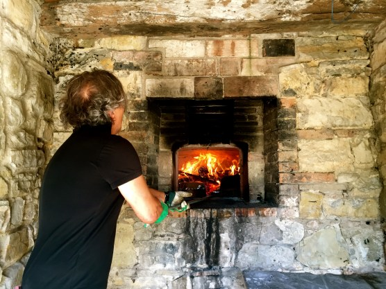 Traditional Sunday brunch in Umbria