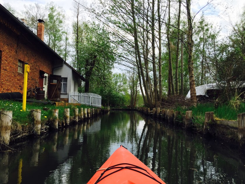Spreewald Germany , Germany offbeat