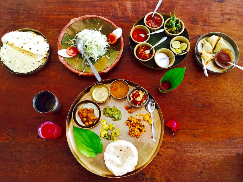 Gujarati thali, Gujarat food, Gujarat culture