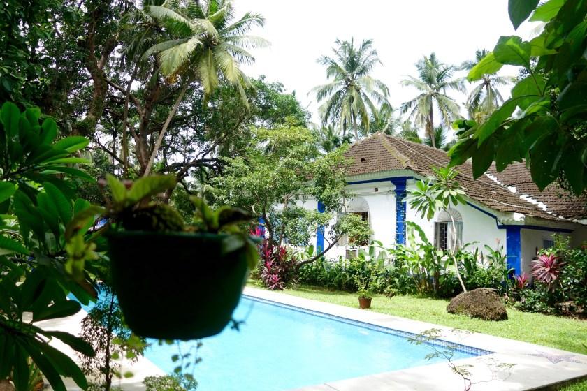 Secret Garden Goa, Goa homestays, Goa where to stay, Goa travel tips