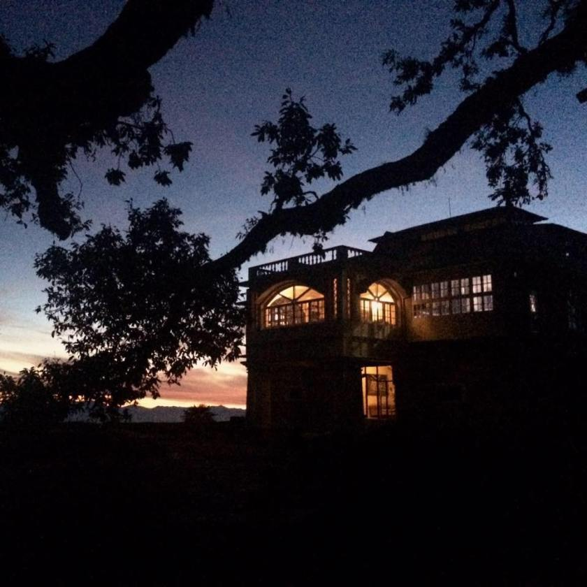 Grand oak manor binsar, binsar wildlife sanctuary, uttarakhand accommodation