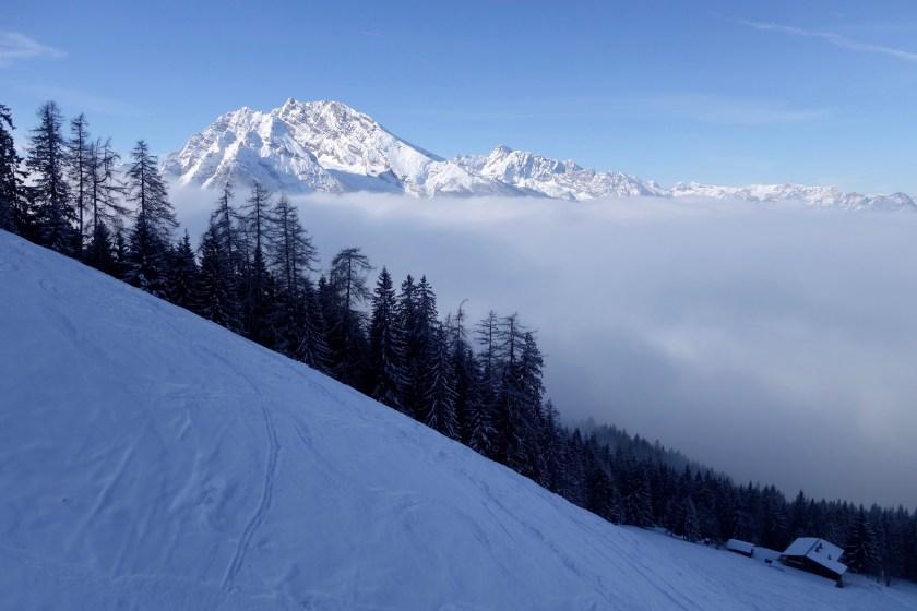 German alps, berchtesgaden national park