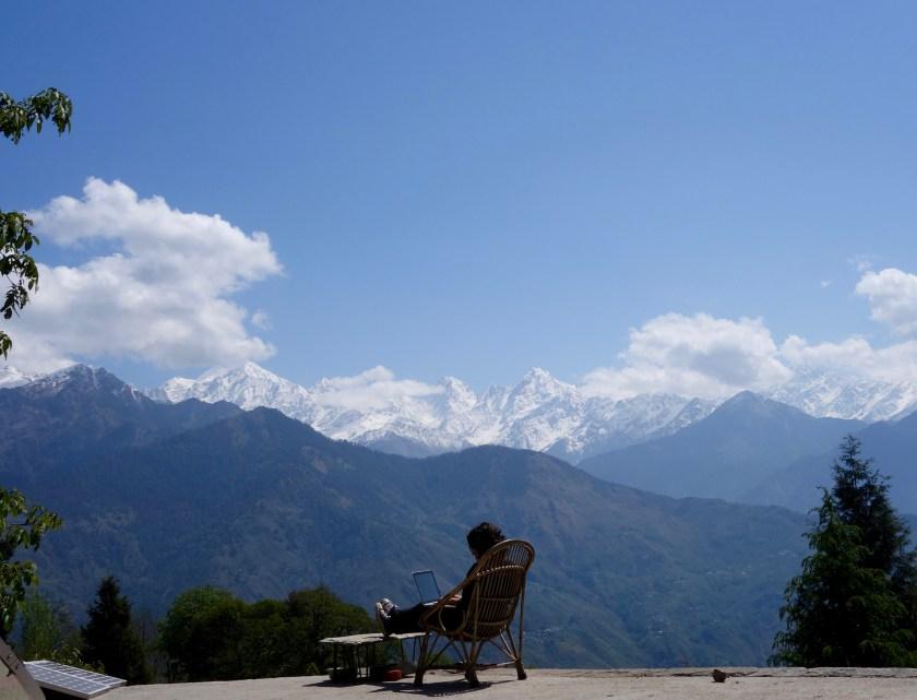 digital nomad, sarmoli homestays, uttarakhand travel