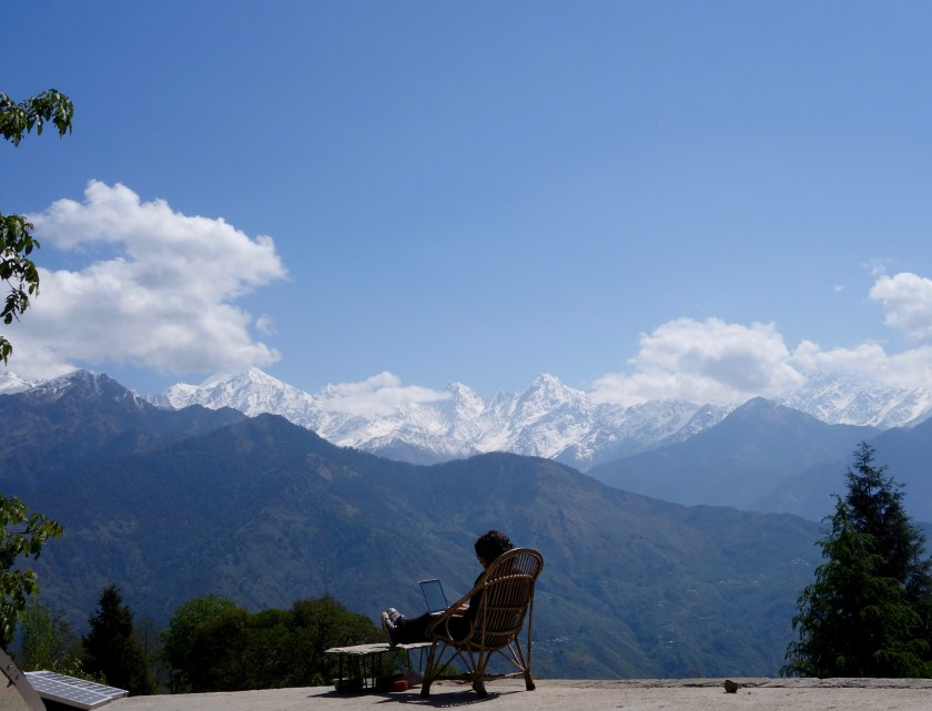 digital nomad, sarmoli homestays, uttarakhand travel