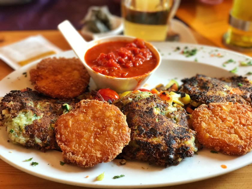 vegan austria, traditional austrian food, vegan travel blog