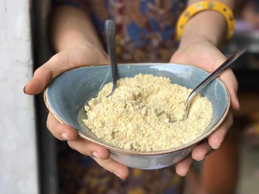 Vegan cheese, vegan festival mumbai, ahimsa fest mumbai