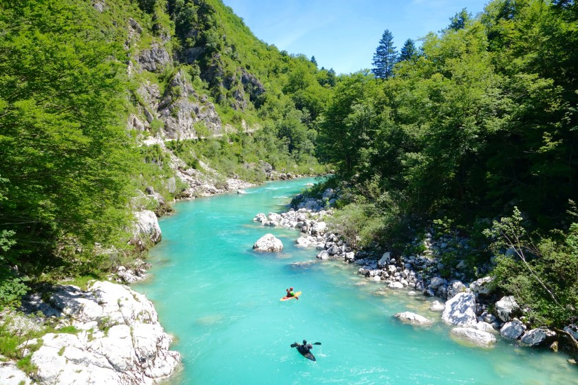 Soca river, soca valley slovenia, slovenia travel