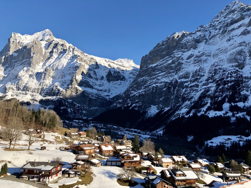 grindelwald, swiss villages, swiss alps villages