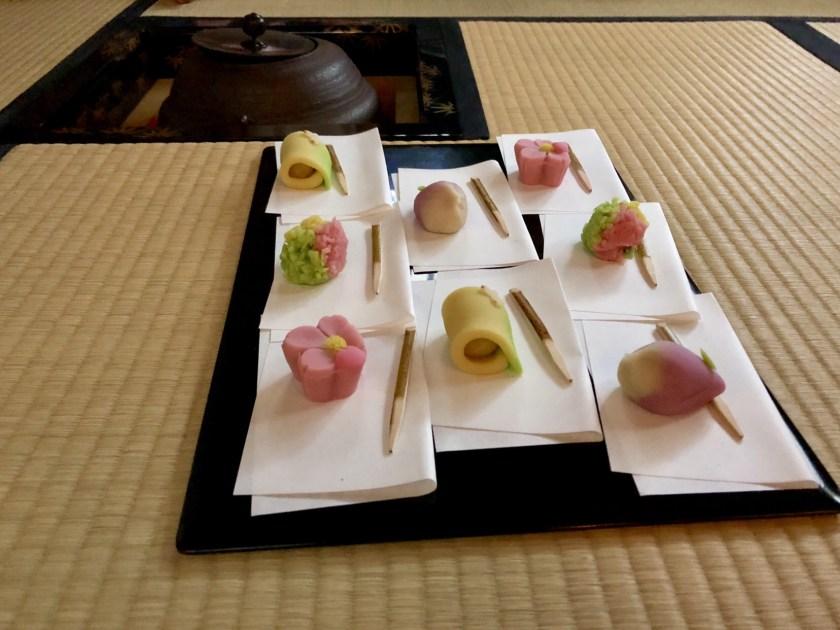 Japan mochi, Japanese vegan dessert, Japan vegan food