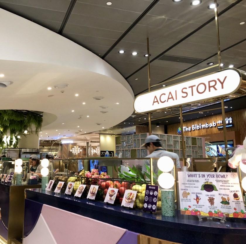 acai story bangkok, vegan food bangkok, vegan guide bangkok
