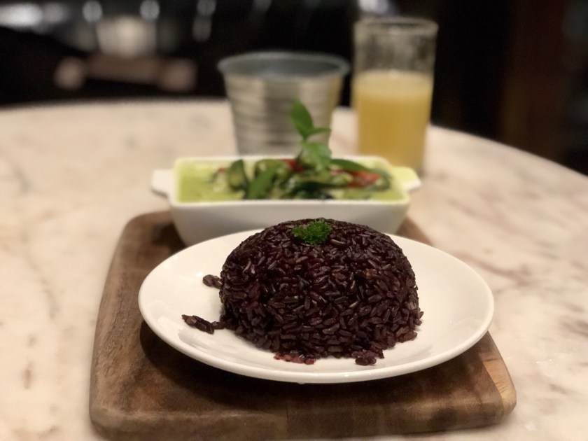 thai vegan food bangkok, vegetarian bangkok, im chan bangkok