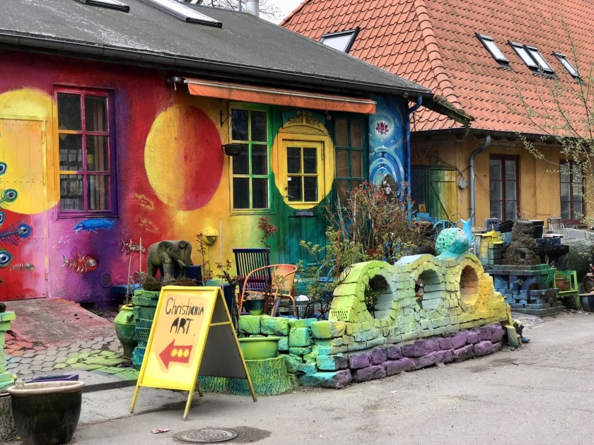Christiania freetown, alternative copenhagen, copenhagen like a local