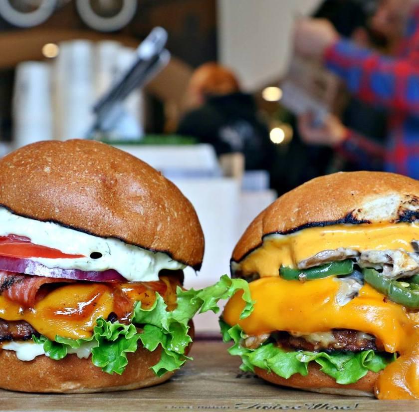 vegan burg singapore, vegan burgers singapore, best vegan food singapore, best vegan restaurants singapore