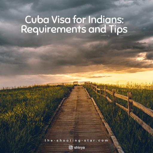 cuba visa for indians, cuba tourist card for indians, cuba visa for indian citizens