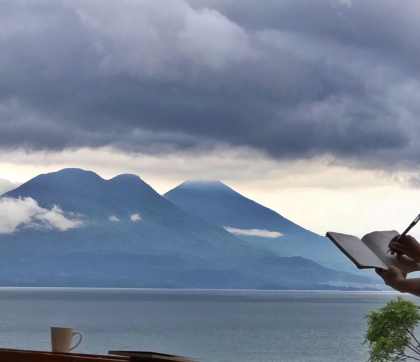 lake atitlan guatemala, lake atitlan rainy season, monsoon travel