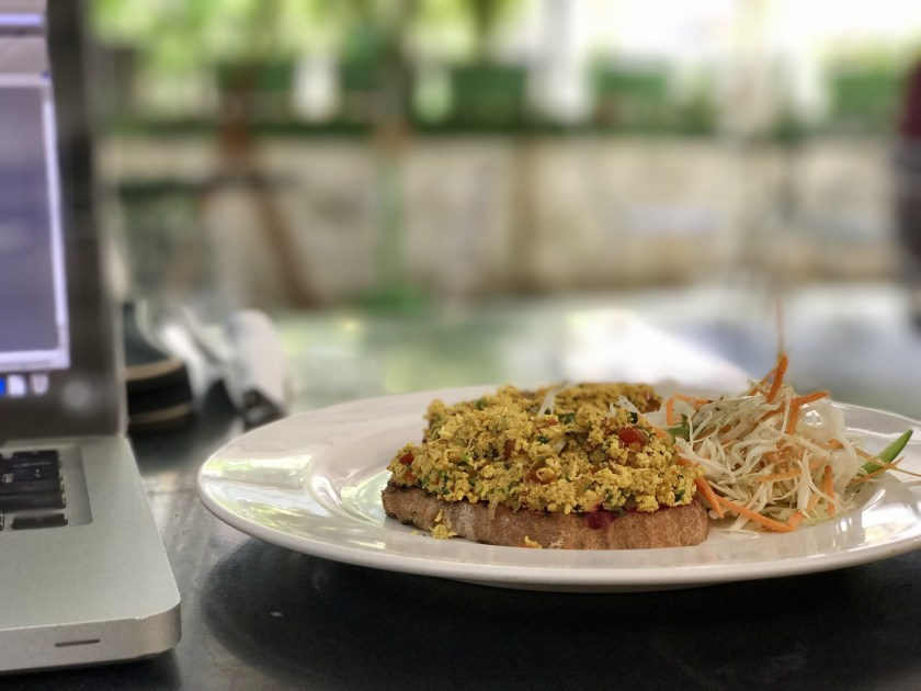 village shop mumbai, cafes with wifi mumbai, vegan food bandra, mumbai hangouts