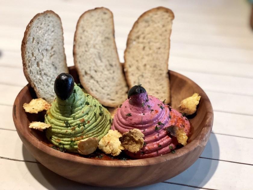 Sante spa cuisine mumbai, vegan food mumbai, vegan blogs mumbai