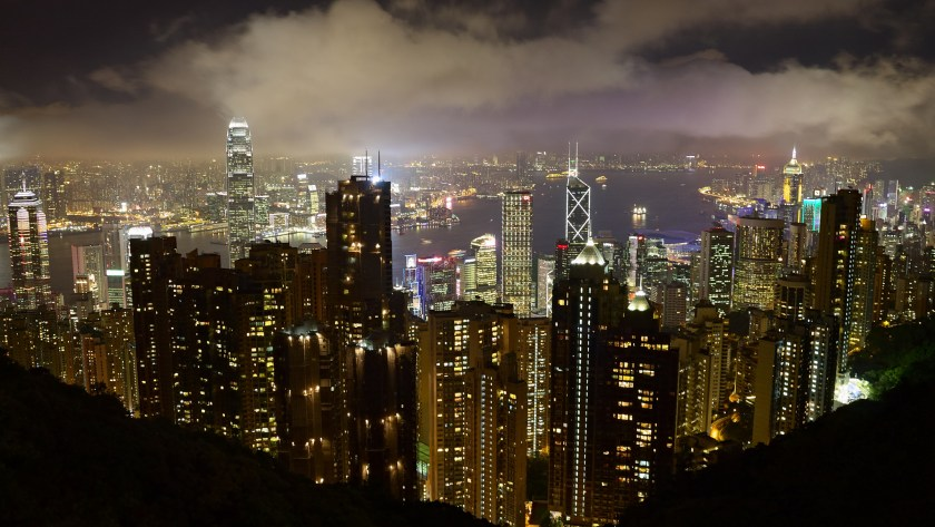 hong kong skyline, hong kong transit, cathay pacific hong kong